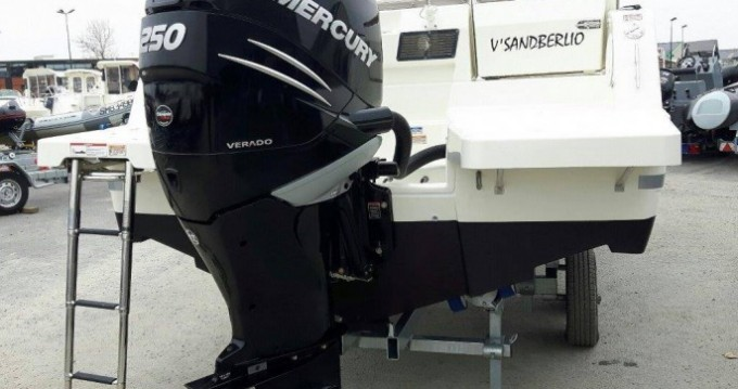 Bootsverleih Quicksilver Activ 755 Open Saint-Malo Samboat