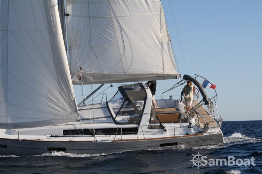Yacht-Charter in Toulon - Bénéteau Oceanis 41 auf SamBoat