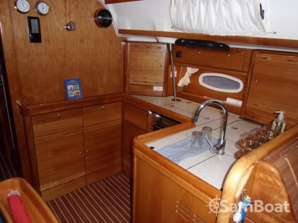 Bavaria Cruiser 50 zwischen Privatpersonen und professionellem Anbieter Toulon