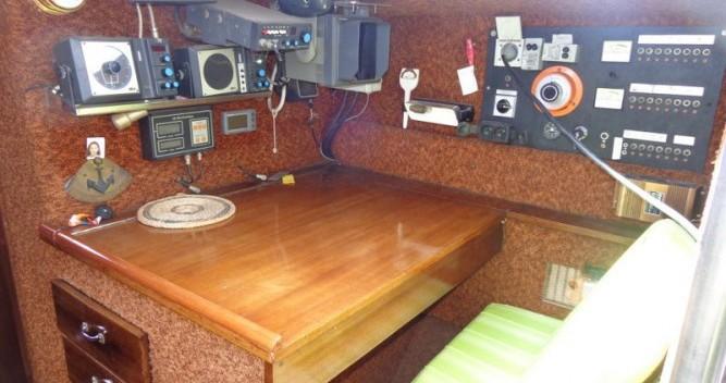 Bootsverleih Destrier sloop Capbreton Samboat
