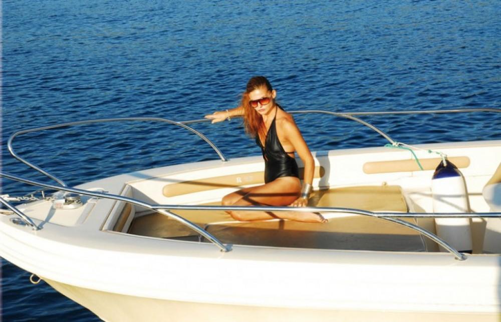 Yacht-Charter in Nizza - Ranieri 26 auf SamBoat