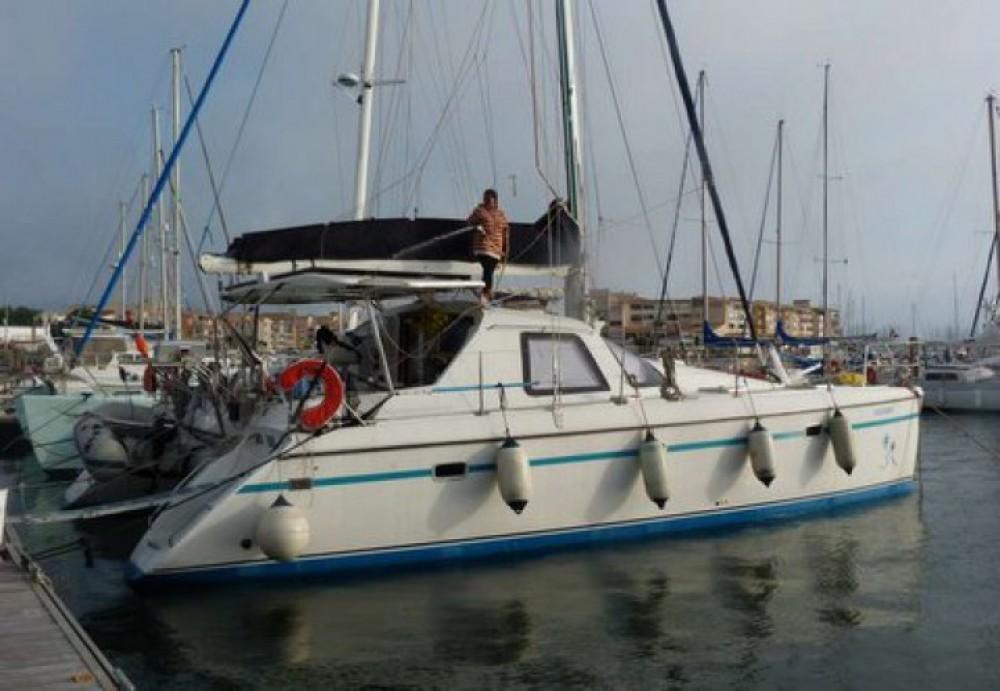 Katamaran mieten in Agde - Alliaura-Marine Privilege 37