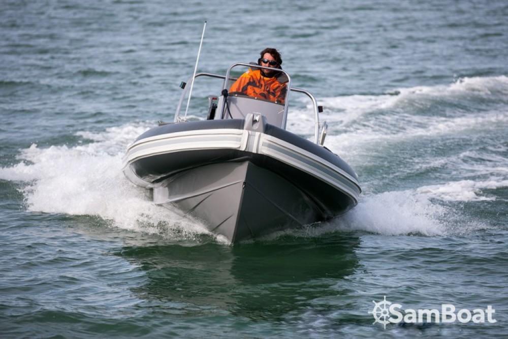 Bootsverleih La Rochelle günstig Falcon 650