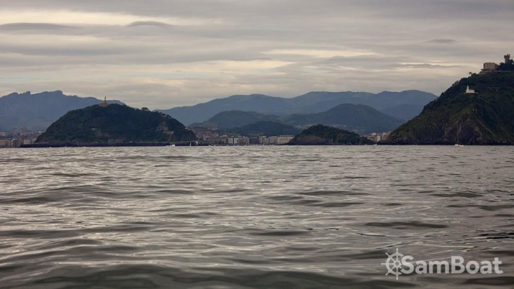 Segelboot mieten in Hondarribia/Fontarrabie - Bénéteau Oceanis 373