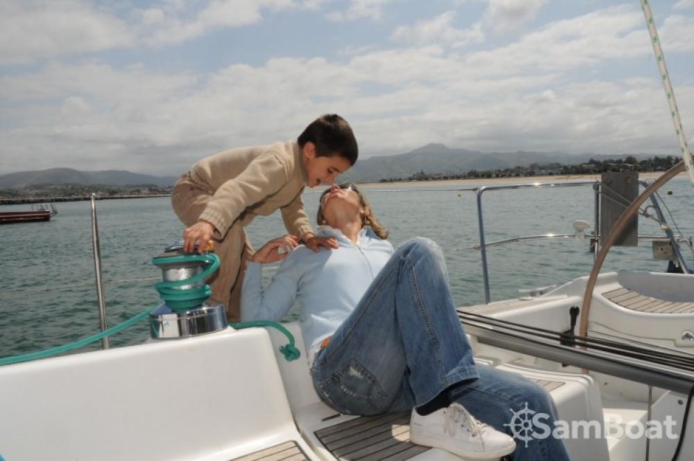 Segelboot mieten in Hondarribia/Fontarrabie zum besten Preis