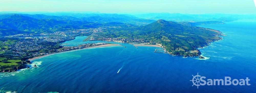 Segelboot mit oder ohne Skipper Bénéteau mieten in Hondarribia/Fontarrabie