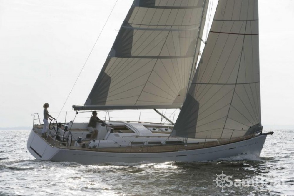 Yacht-Charter in Agde - Dufour Dufour 45 E Performance auf SamBoat