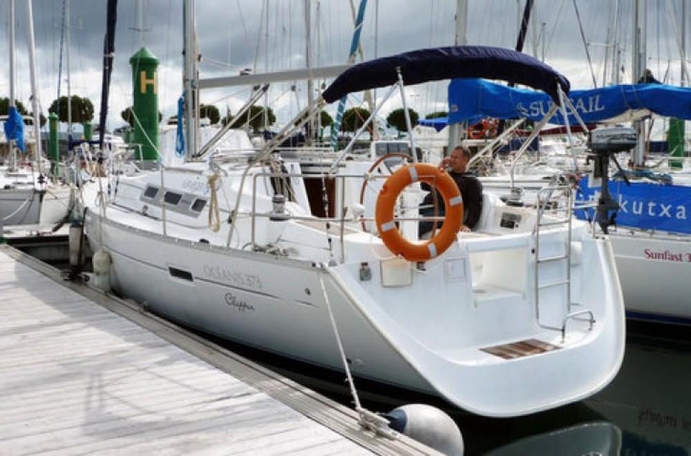 Bootsverleih Bénéteau Oceanis 373 Hondarribia/Fontarrabie Samboat