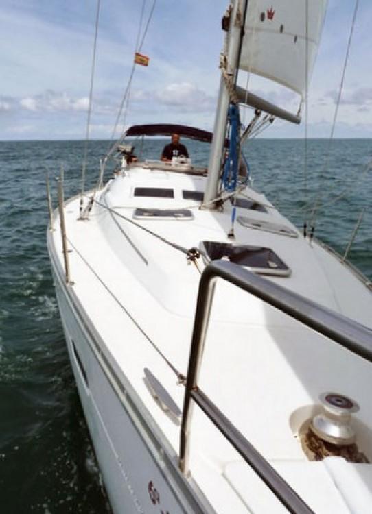 Yacht-Charter in Hondarribia/Fontarrabie - Bénéteau Oceanis 373 auf SamBoat