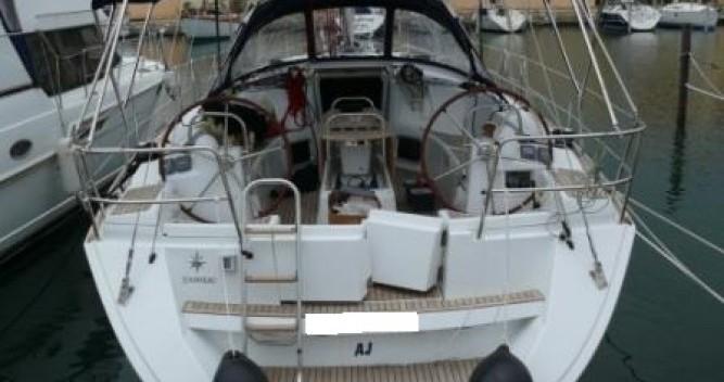 Bootsverleih Saint-Mandrier-sur-Mer günstig Sun Odyssey 44i Performance