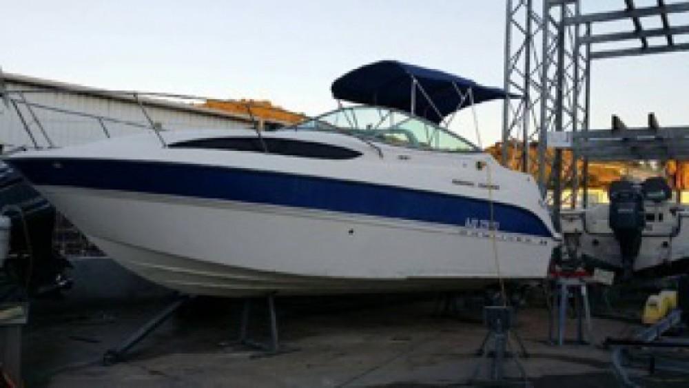 Motorboot mieten in Menton - Bayliner Bayliner 245 SB