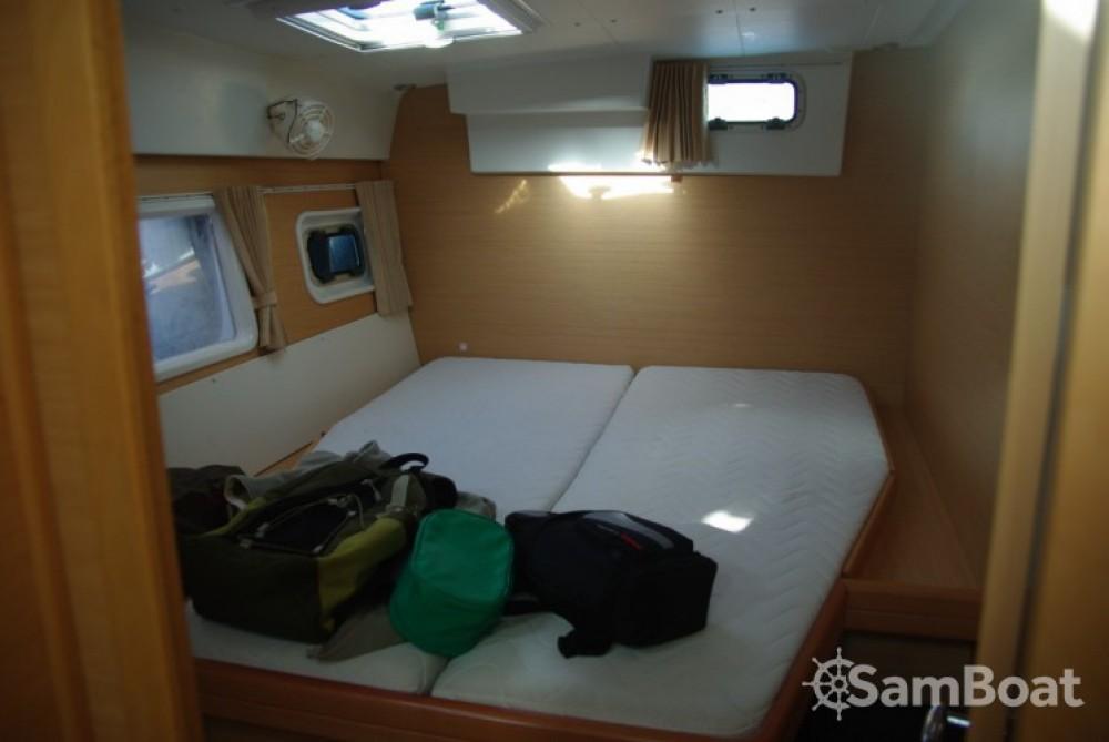 Bootsverleih Antibes günstig Lagoon 420