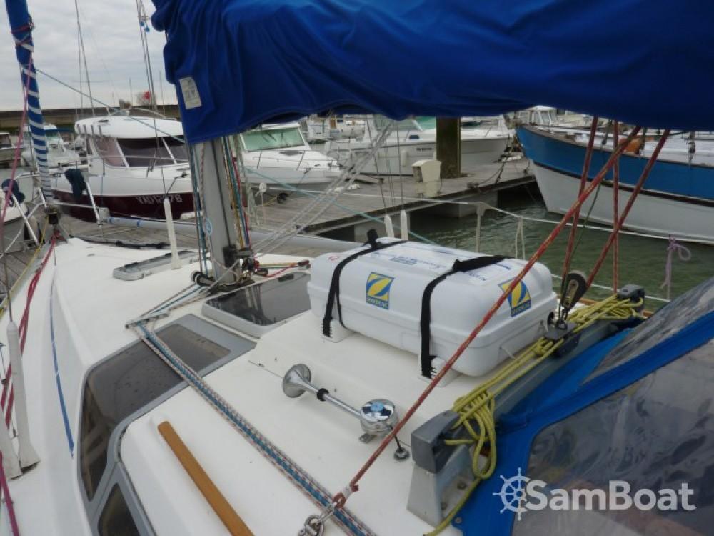 Yacht-Charter in Royan - Bénéteau Oceanis 320 auf SamBoat