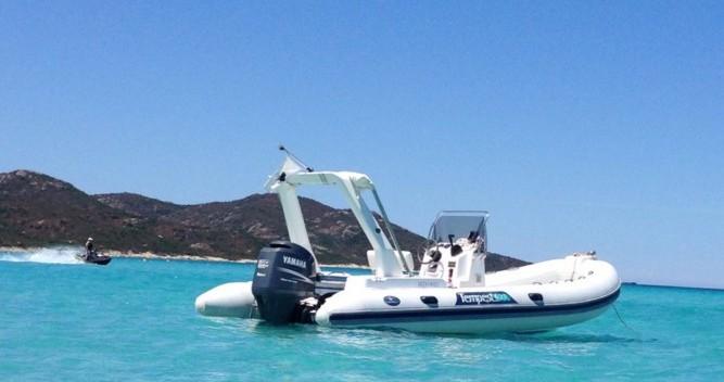 Schlauchboot mieten in L'Île-Rousse zum besten Preis