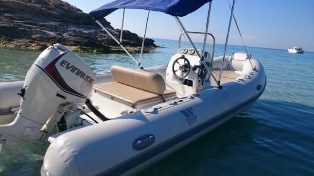 Schlauchboot mieten in Saint-Florent - Tiger Sportline 520