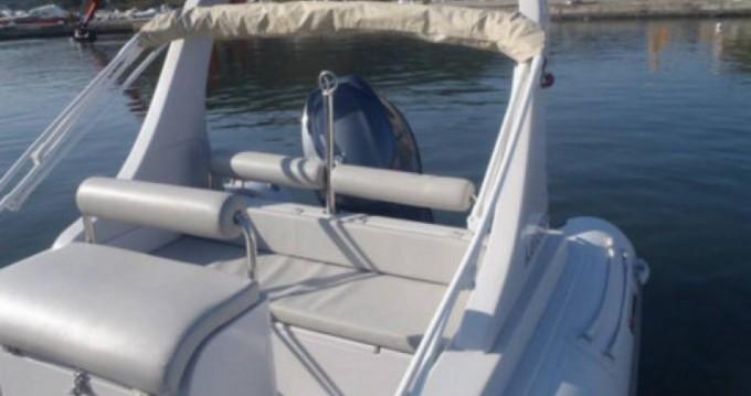 Vermietung Schlauchboot 3D Tender mit Führerschein