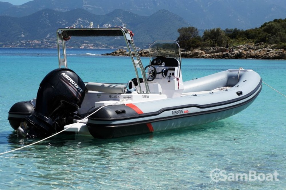 Yacht-Charter in Saint-Florent - MRL Ribs Predator 650 TS auf SamBoat