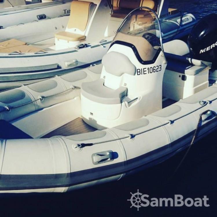 Schlauchboot mieten in Saint-Florent - Valiant Valiant 570 Vanguard