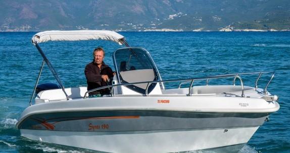 Bootsverleih Saint-Florent günstig Syros 190