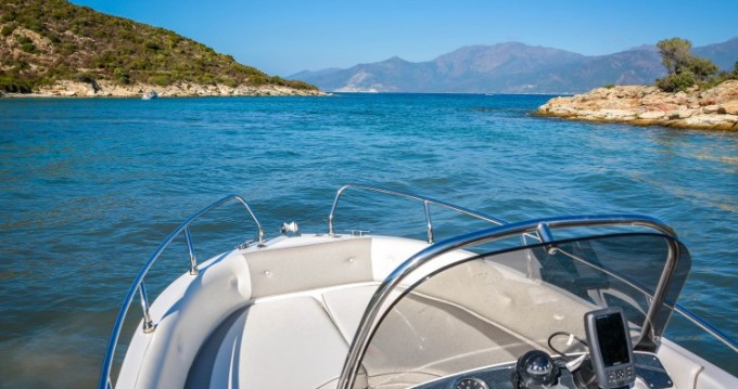 Motorboot mieten in Saint-Florent - Salmeri Syros 190