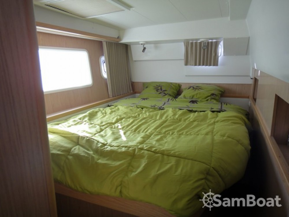 Yacht-Charter in Propriano - Lagoon Lagoon 400 S2 auf SamBoat