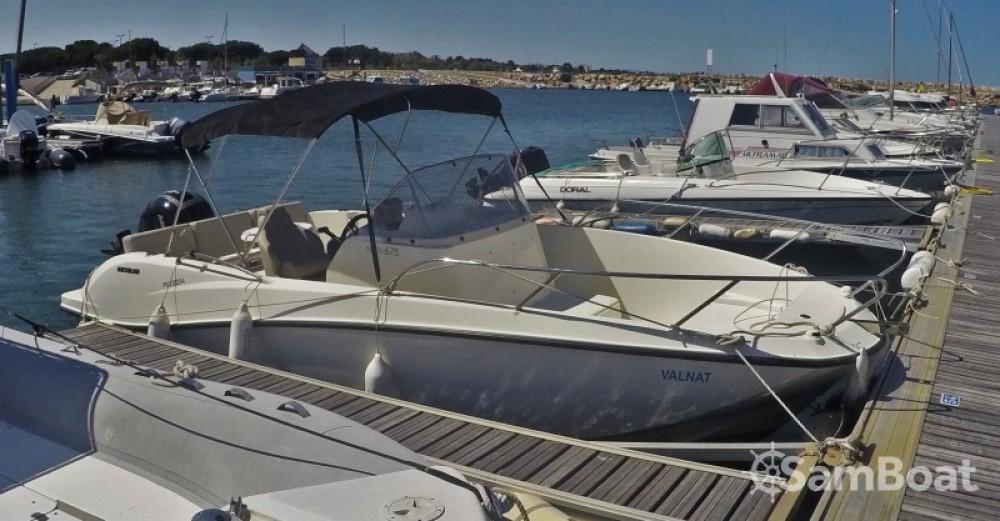 Motorboot mieten in Argelès-sur-Mer - Quicksilver Activ 675 Open