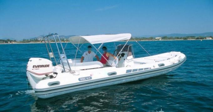 Schlauchboot mit oder ohne Skipper Bsc mieten in Ajaccio