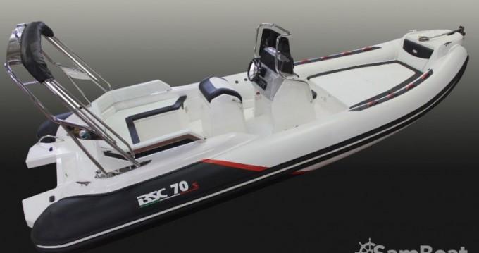 Bootsverleih Bsc BSC 70 Sport Ajaccio Samboat