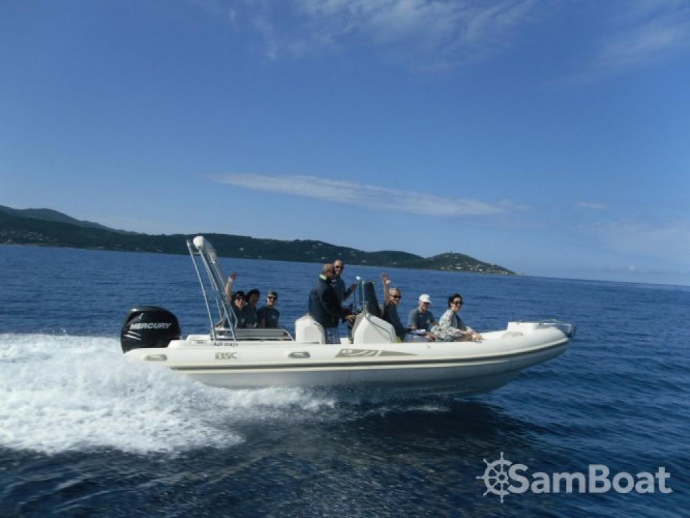 Yacht-Charter in Ajaccio - Bsc BSC 65 auf SamBoat