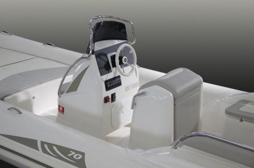Vermietung Schlauchboot Bsc mit Führerschein