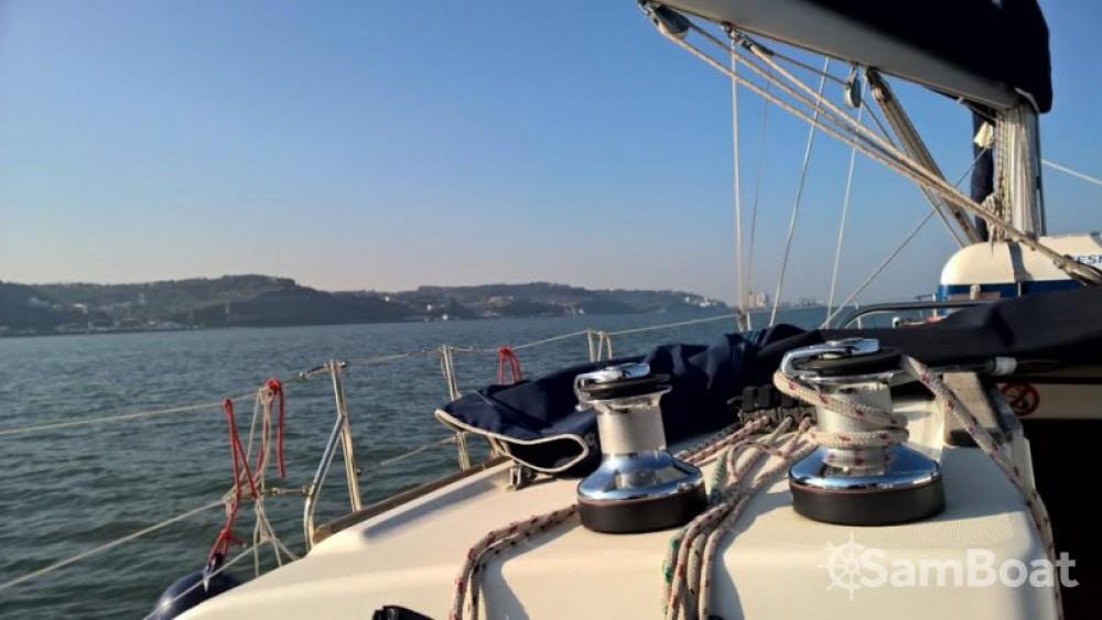 Segelboot mieten in Lissabon - Jeanneau Sun Odyssey 40