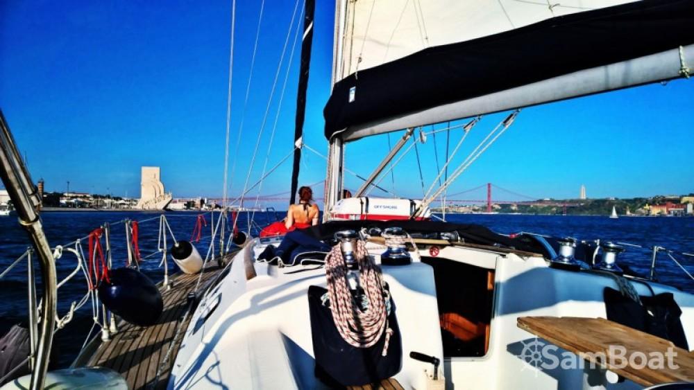 Segelboot mit oder ohne Skipper Jeanneau mieten in Lissabon