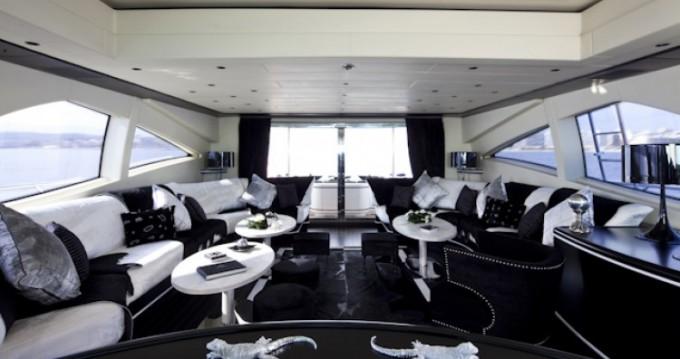 Yachten mieten in Cannes - Mangusta Mangusta