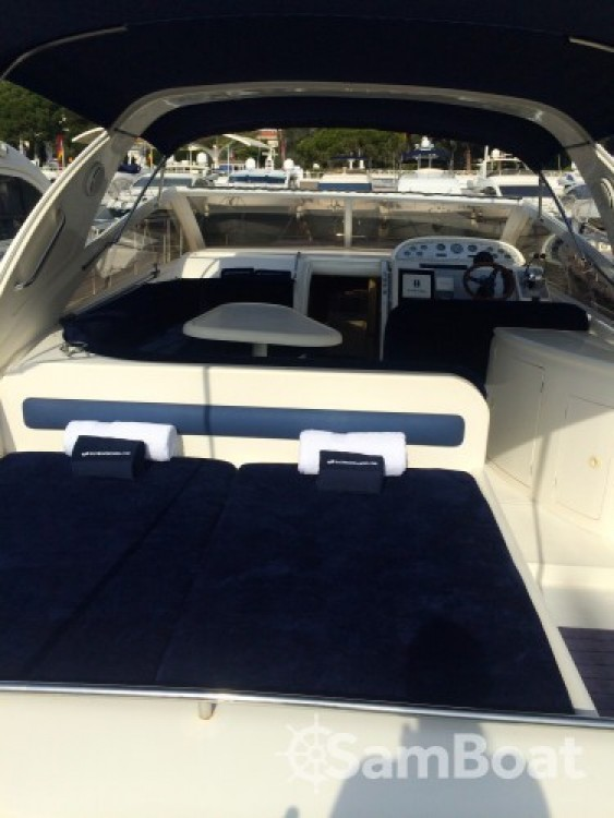 Yacht-Charter in Monaco - Princess Princess V40 auf SamBoat
