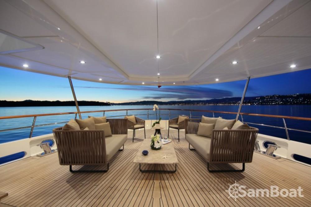 Bootsverleih Lynx-Yachts Lynx Golfe-Juan Samboat