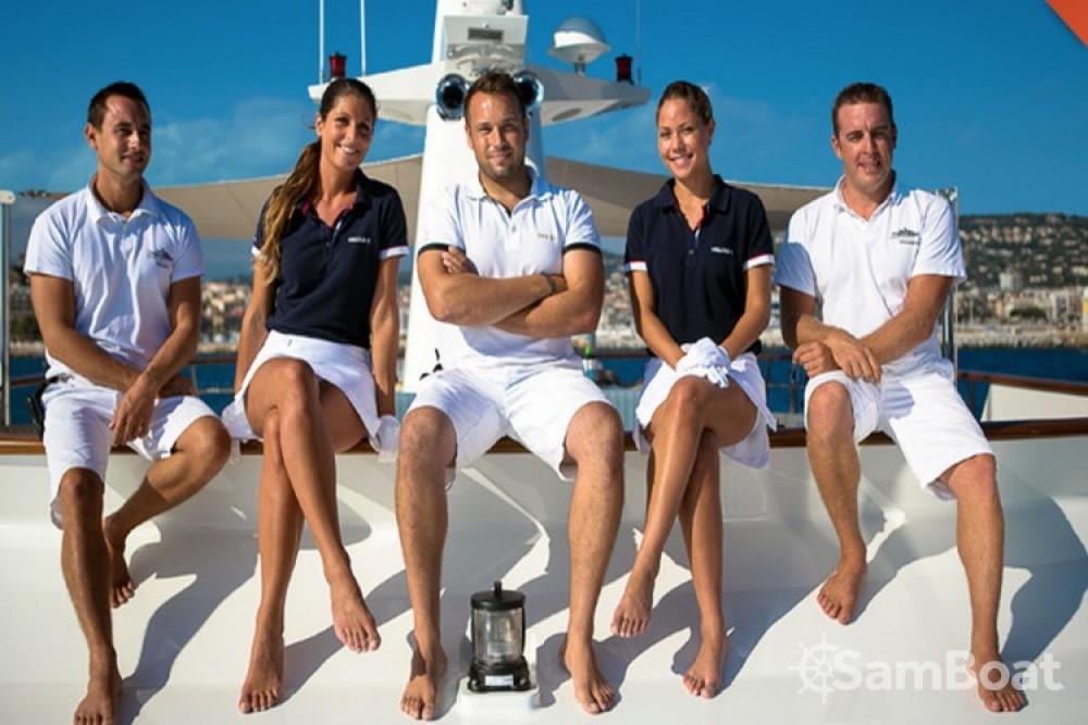 Yachten mit oder ohne Skipper Lynx-Yachts mieten in Golfe-Juan