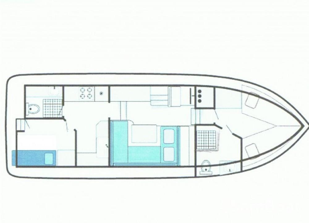 Motorboot mieten in Cuffy - Bucaner tasman
