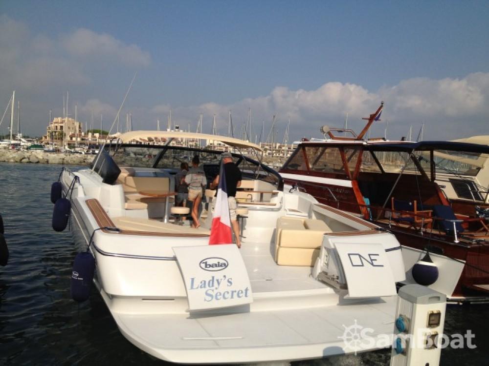 Yacht-Charter in Calvi - Baia One 43 auf SamBoat