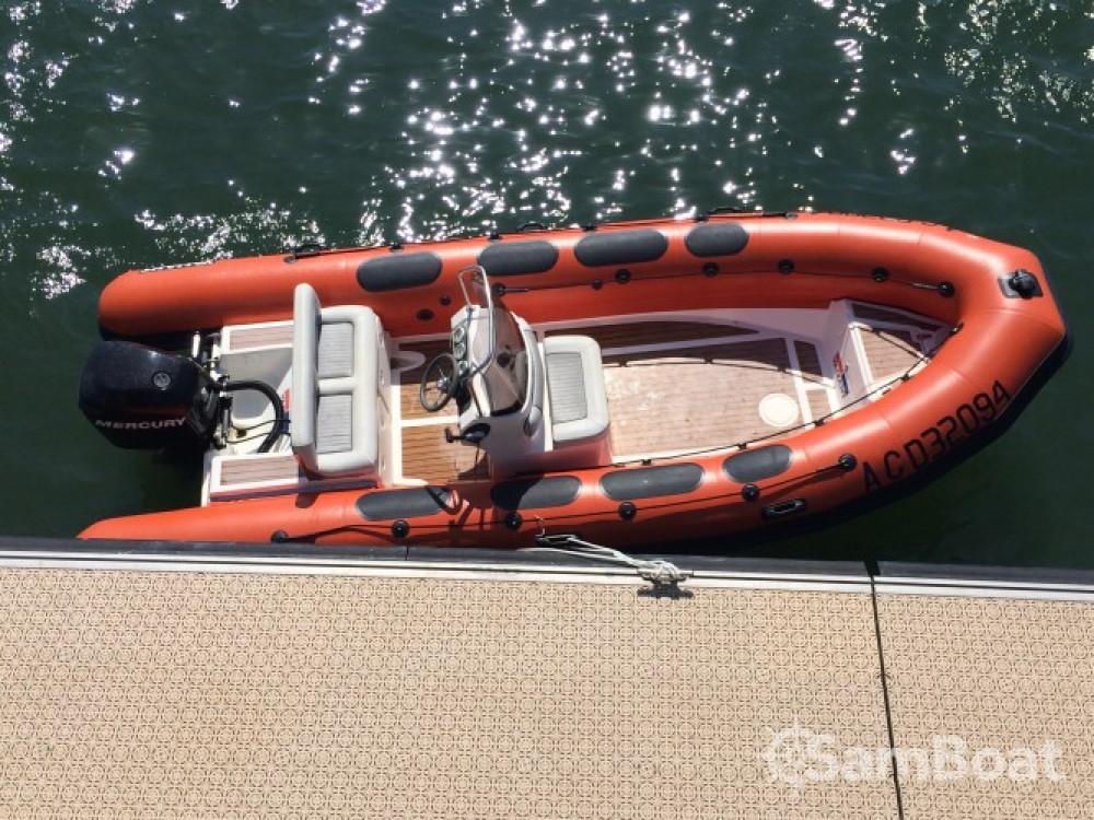 Schlauchboot mieten in Arcachon - Valiant DR 620