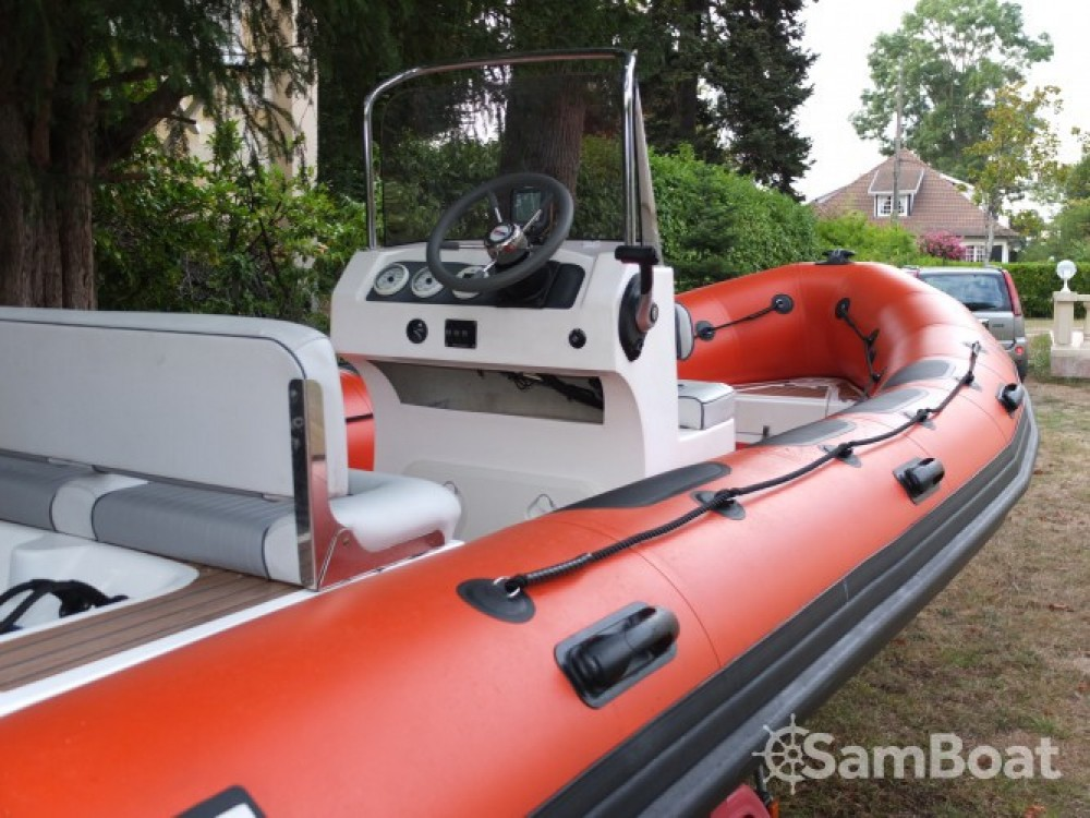 Bootsverleih Valiant DR 620 Arcachon Samboat
