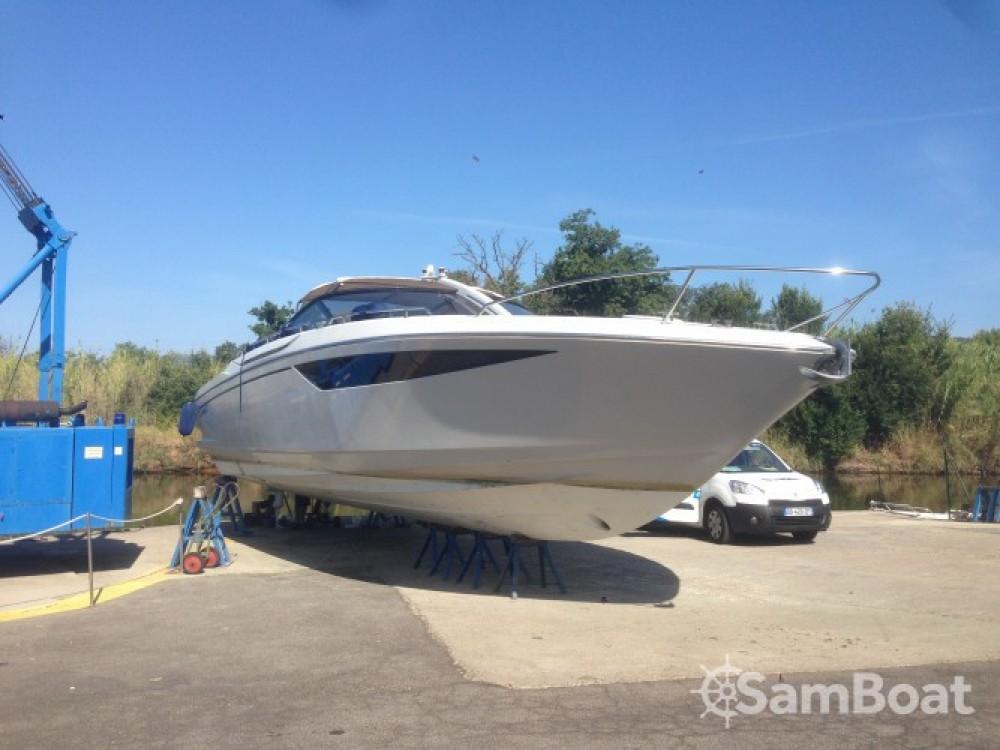 Bootsverleih Baia One 43 Calvi Samboat