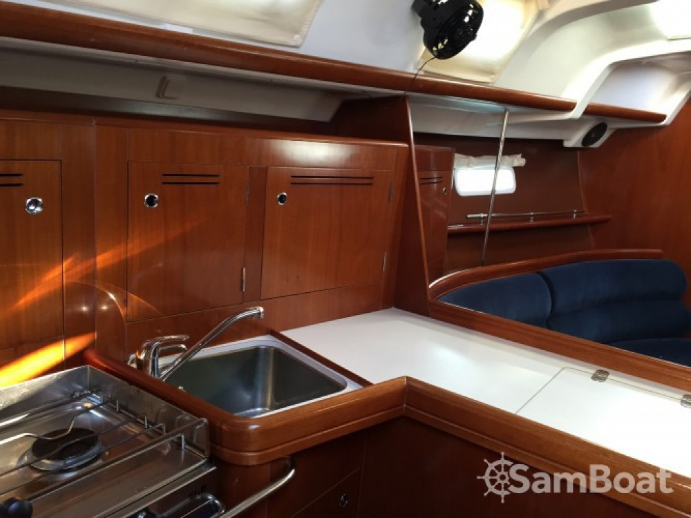 Bootsverleih Bénéteau Oceanis 343 Clipper Bandol Samboat