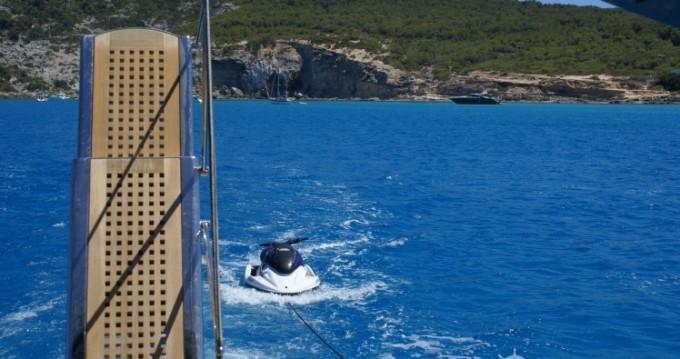 Motorboot mit oder ohne Skipper Sealine mieten in Balearische Inseln