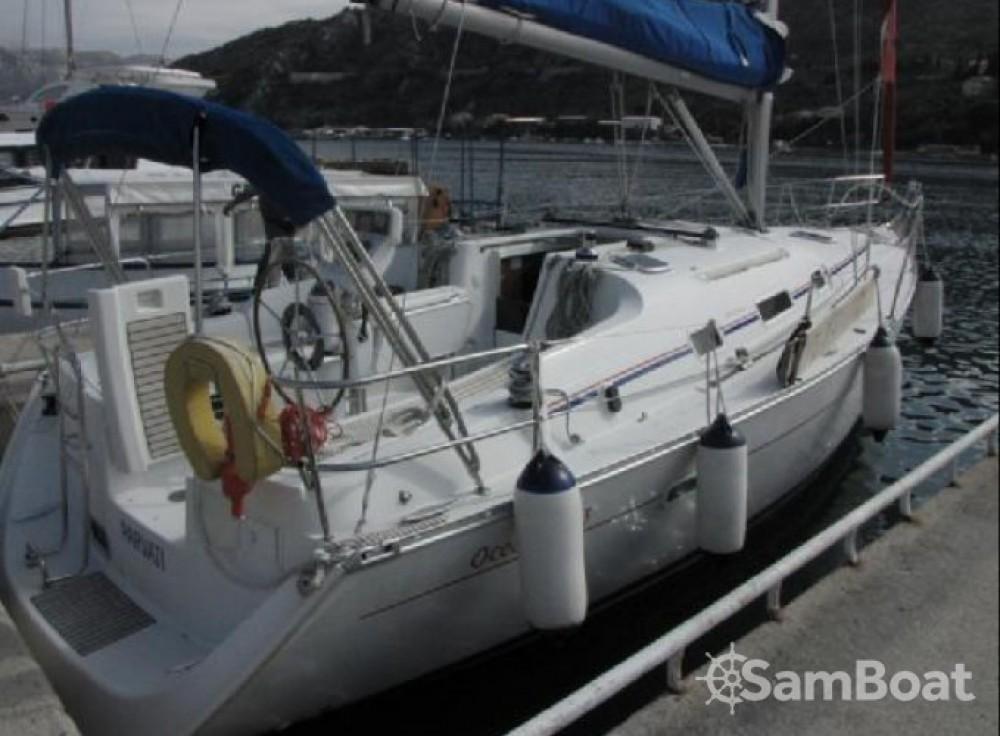 Bootsverleih Bandol günstig Oceanis 343 Clipper