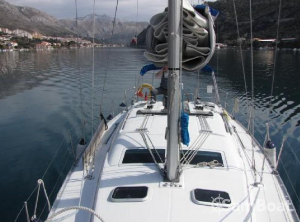 Segelboot mieten in Bandol - Bénéteau Oceanis 343 Clipper