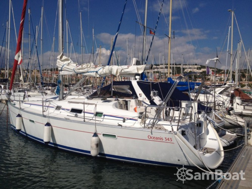 Segelboot mit oder ohne Skipper Bénéteau mieten in Bandol
