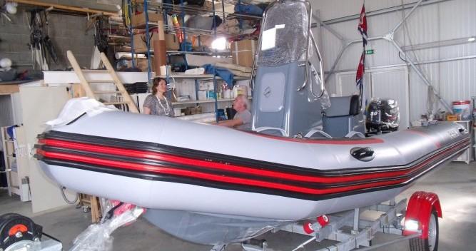 Schlauchboot mieten in L'Île-d'Yeu zum besten Preis