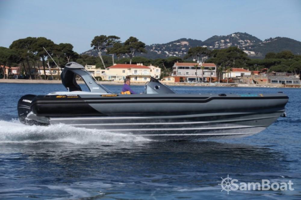 Ein Italboats STINGHER 30 GT mieten in Hyères