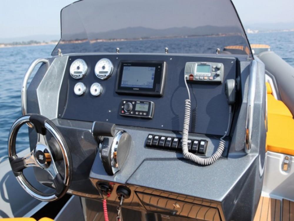 Schlauchboot mieten in Hyères - Italboats STINGHER 30 GT