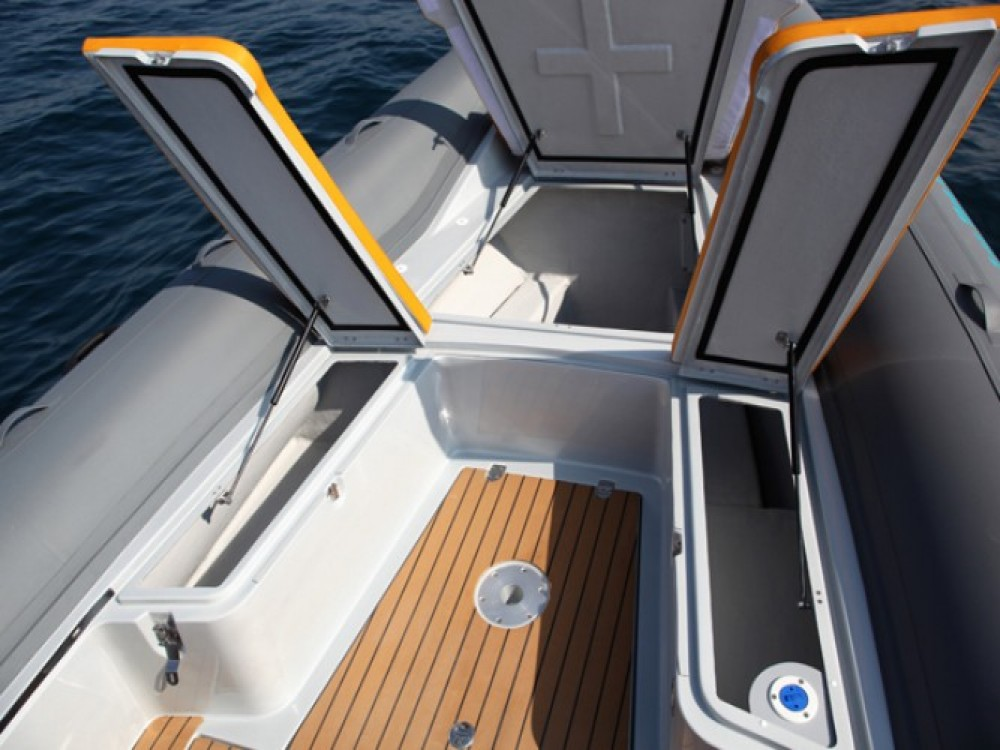 Yacht-Charter in Hyères - Italboats STINGHER 30 GT auf SamBoat